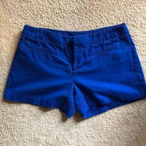 Gap Royal Blue Shorts